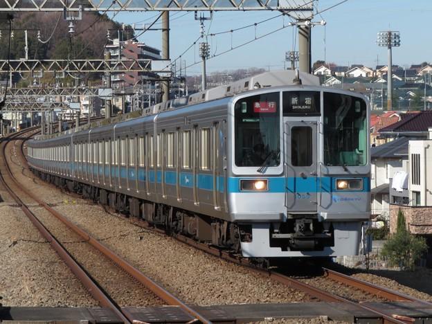 小田急多摩線1000形 1055F+1255F