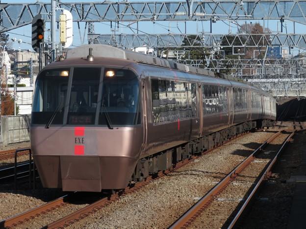 小田急ロマンスカーEXE30000形 30255F