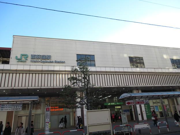 [JR東日本]西荻窪駅 北口