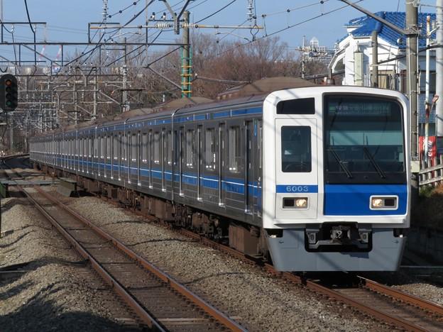 西武池袋線6000系 6103F