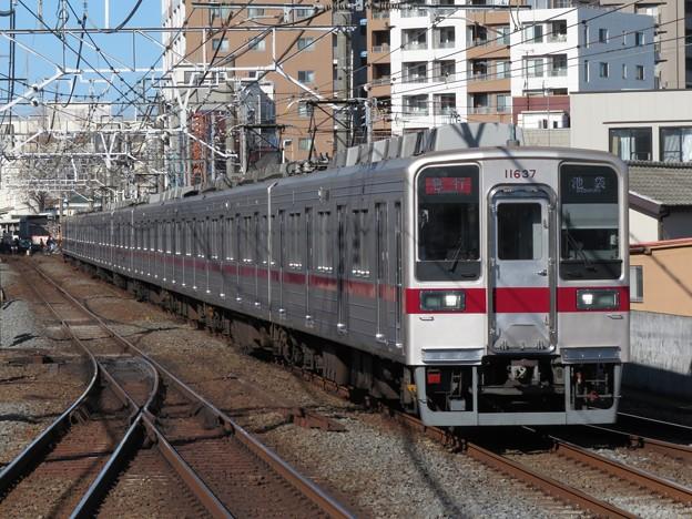 東武東上線10030系 11637F+11442F