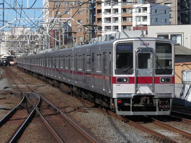 東武東上線10030系 11639F+11443F