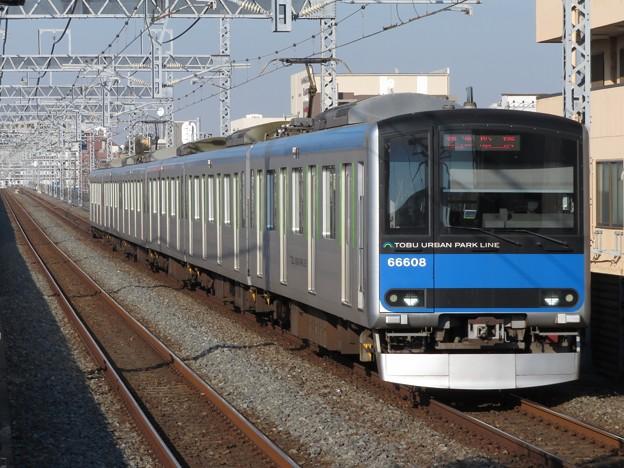東武野田線60000系 61608F