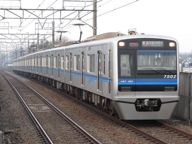 Photos: 北総線7500形 7502F