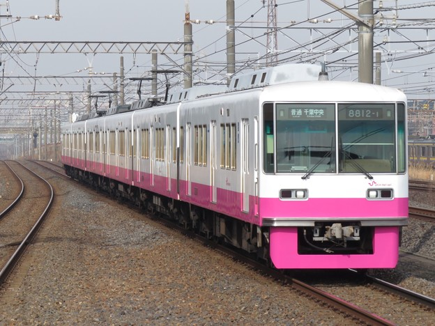新京成線8800形 8812F