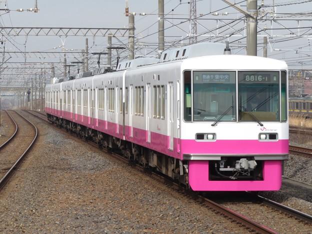 新京成線8800形 8816F
