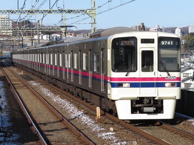 京王線9000系 9741F
