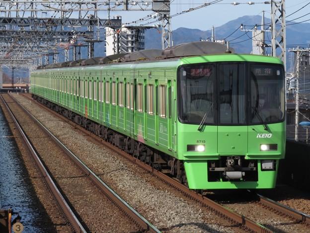 Photos: 京王線8000系 8713F【高尾山トレイン】