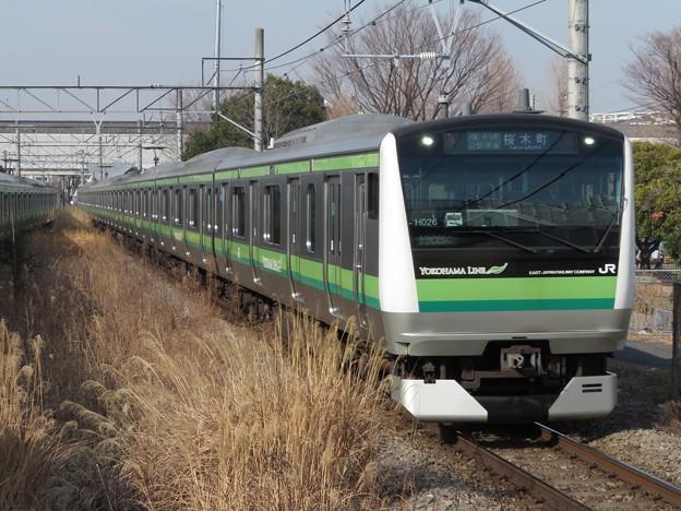 横浜線E233系6000番台 H026編成