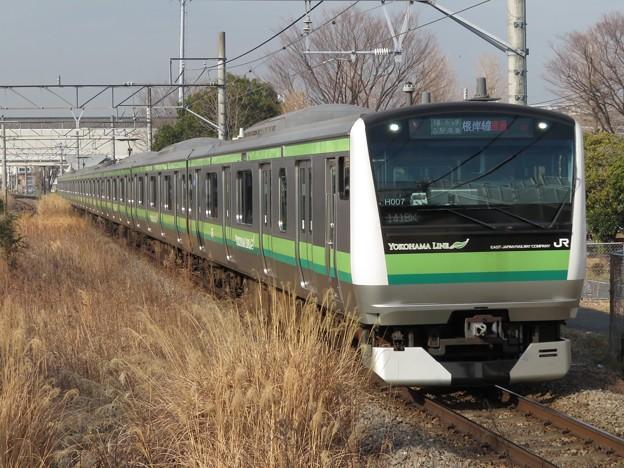 横浜線E233系6000番台 H007編成