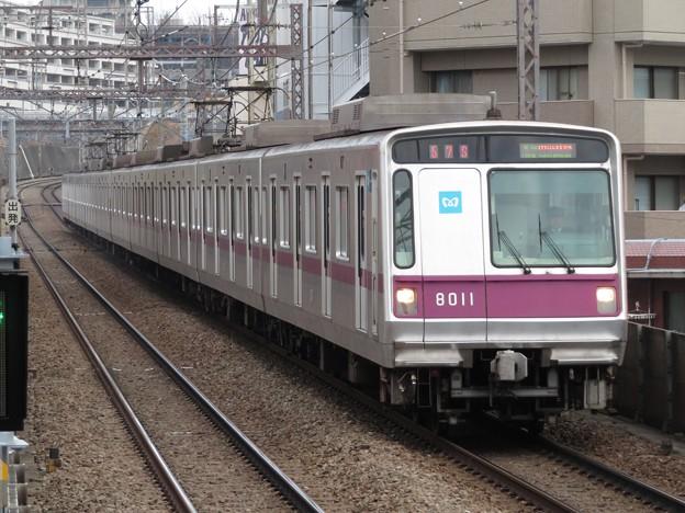 Photos: 東京メトロ半蔵門線8000系 8111F