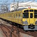 西武新宿線2000系 2067F+2451F