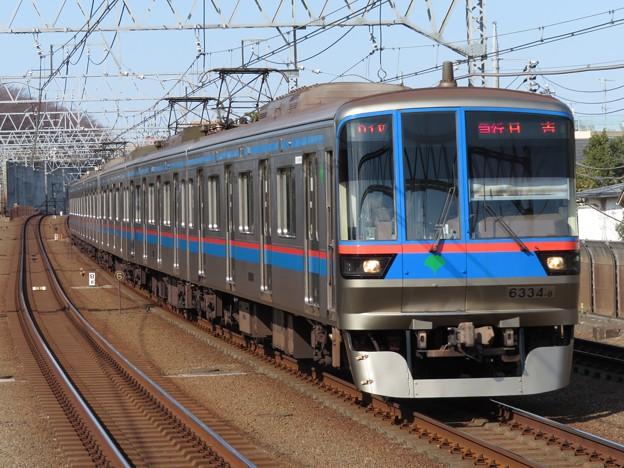 都営三田線6300形 6334F