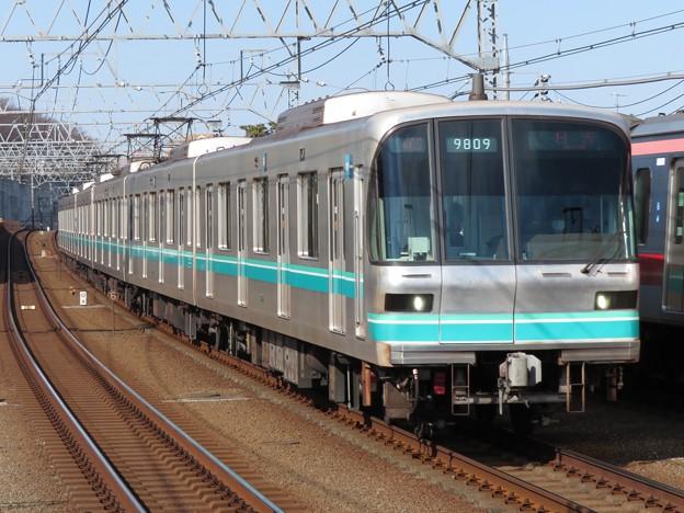 東京メトロ南北線9000系 9109F