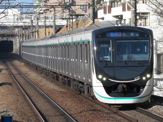 Photos: 田園都市線2020系 2127F