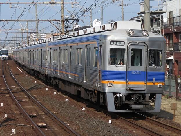 南海高野線6300系 6311F