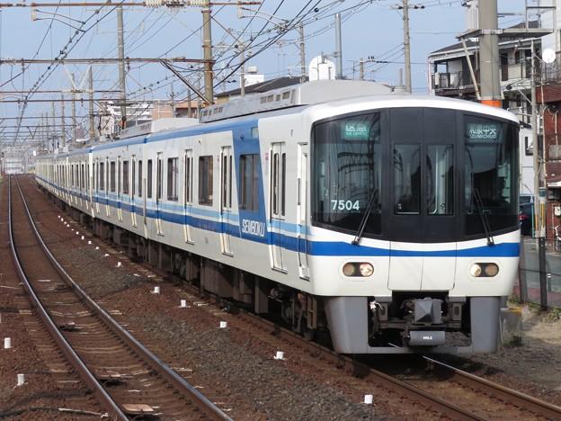 泉北高速鉄道7000系 7503F+7507F