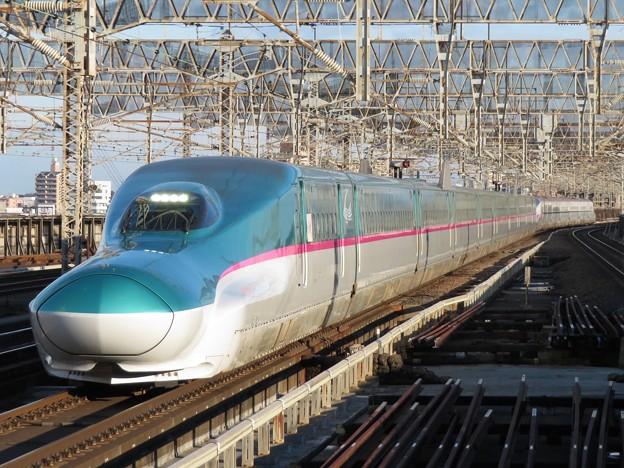 東北新幹線E5系 U27+Z21編成