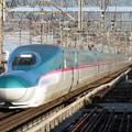 Photos: 東北新幹線E5系 U27+Z21編成