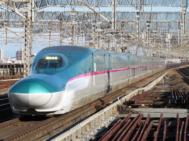 東北新幹線E5系 U25+R22編成