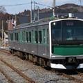 Photos: 烏山線EV-E301系 V4編成