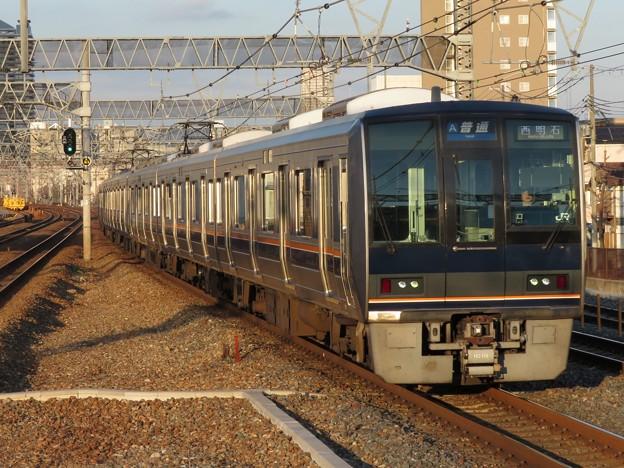 神戸線207系1000番台 S5+T8編成