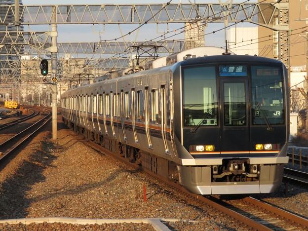 神戸線321系 D6編成