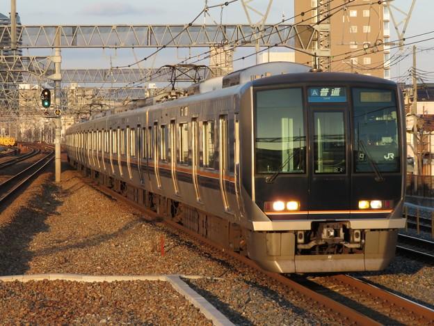 神戸線321系 D2編成