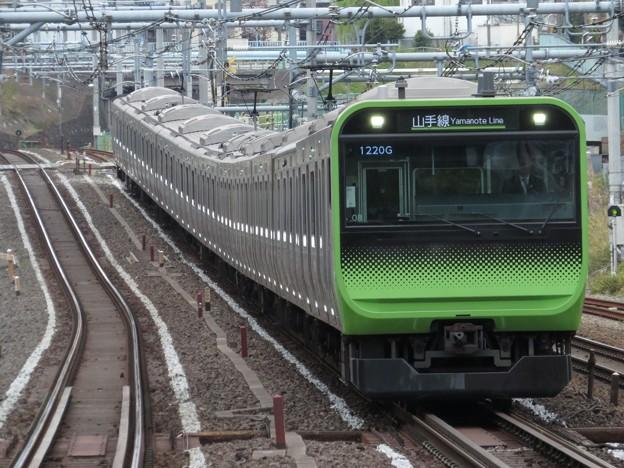 山手線E235系 トウ08編成