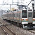 Photos: 吾妻線211系3000番台 A52編成