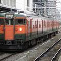 しなの鉄道115系1000番台 S3編成【湘南色】