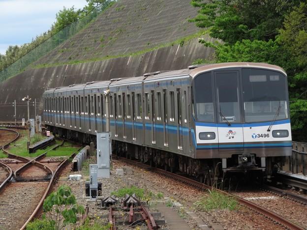 横浜市営ブルーライン3000R形 3491F