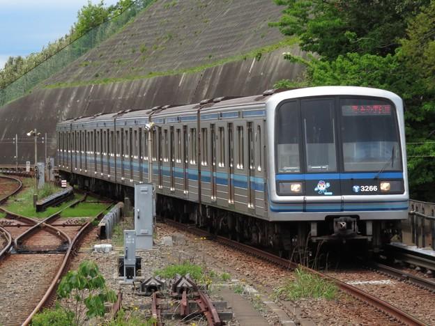 横浜市営ブルーライン3000形 3261F