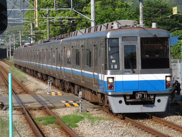 福岡市地下鉄空港線1000N系 18編成
