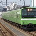Photos: おおさか東線201系 ND608編成