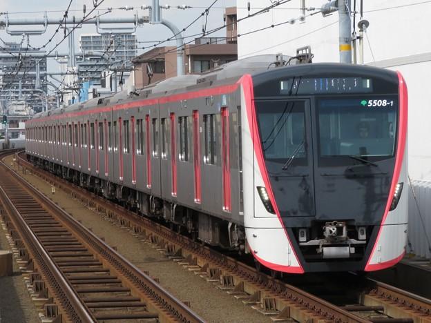 都営浅草線5500形 5508F