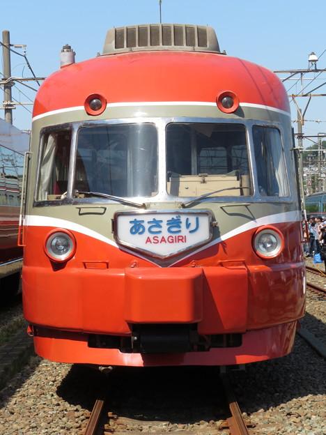 小田急ロマンスカーSSE3000形