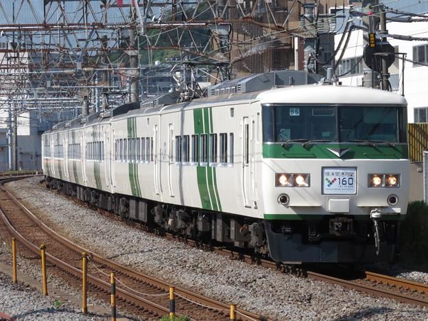 Y160記念列車185系200番台 B5編成