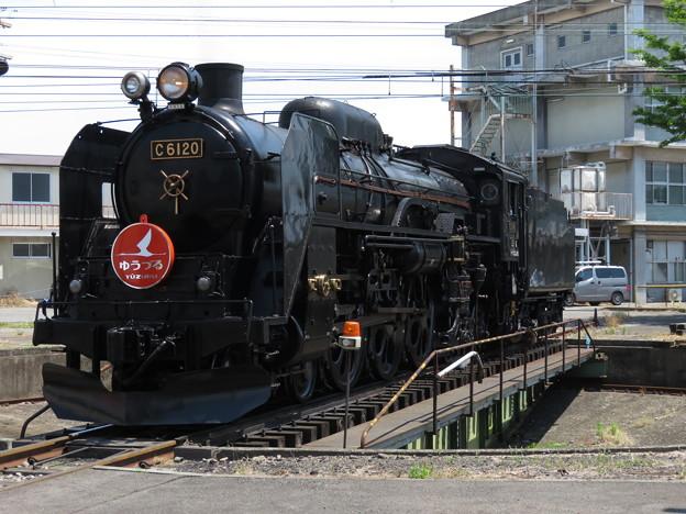 C61 20【ゆうづるHM】