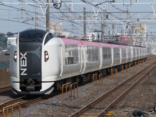成田エクスプレスE259系 Ne012+Ne019編成