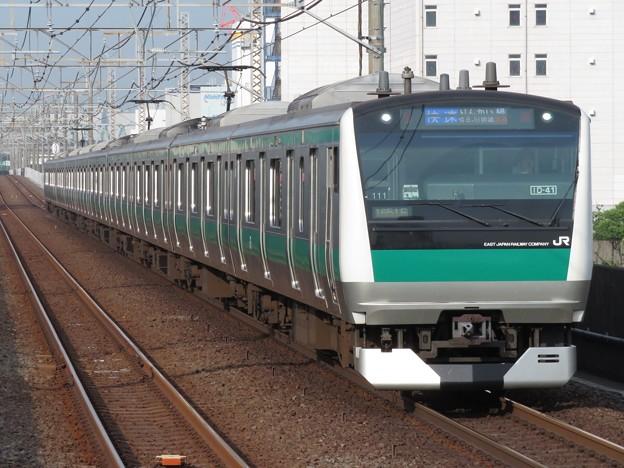 埼京線E233系7000番台 ハエ111編成