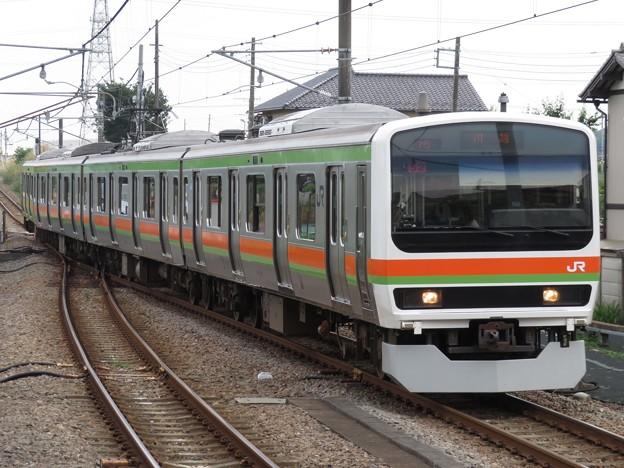 Photos: 八高・川越線209系3500番台 カワ52編成