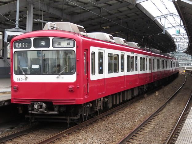 京急線800形 823F