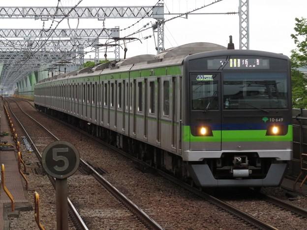 都営新宿線10-300形 10-640F