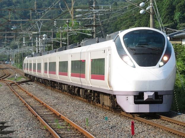 ひたちE657系 K17編成