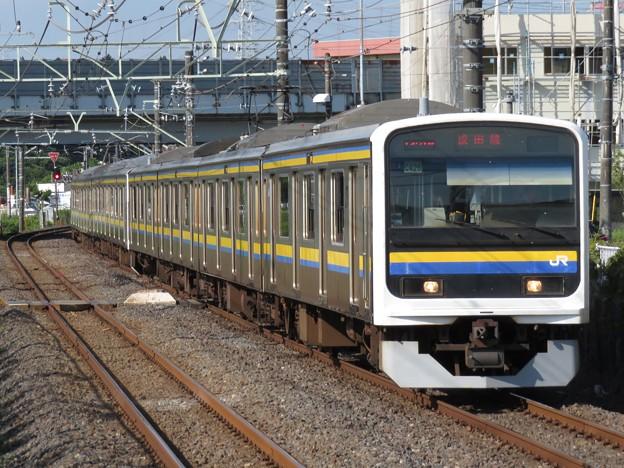 成田線209系2100番台 C426+C428編成