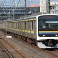 Photos: 成田線209系2100番台 C426+C428編成