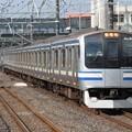 横須賀・総武快速線E217系 Y-34+Y-119編成