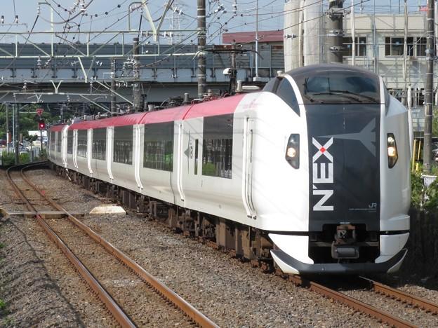 成田エクスプレスE259系 Ne008+Ne014編成