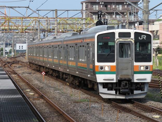 吾妻線211系3000番台 A31編成